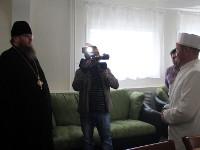Правящий архиерей поздравил мусульман Северного Казахстана с праздником