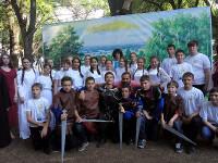 Православная молодежь Северного Казахстана принимает участие