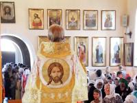 Служение Преосвященнейшего епископа Владимира в Третью неделю по Пятидесятнице