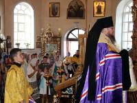 Торжественное Всенощное бдение в канун праздника Первоверховных апостолов Петра и Павла состоялось в Вознесенском кафедральном соборе