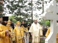 В Петропавловске состоялся ежегодный крестный ход в честь Первоверховных апостолов Петра и Павла