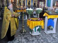 Мощи преподобного Севастиана Карагандинского в Булаевском благочинии