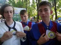 Молодежный клуб «Северная звезда» на фестивале «Духовный сад Семиречья»