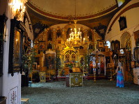 Храм Всех Святых города Петропавловска