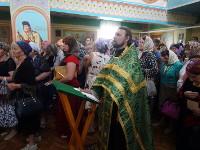 Пребывание мощей преподобного Севастиана Карагандинского в Петропавловской и Булаевской епархии
