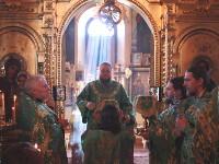Преподобне Отче Серафиме, моли Бога о нас