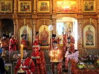 Архиерейское Богослужение в день пророка Божия Илии