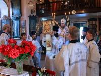 Божественная Литургия на кануне 9 недели по Пятидесятнице