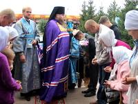 Успение Пресвятой Богородицы торжественно почтили в Вознесенском Кафедральном соборе