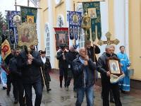 Праздничный крестный ход на Покров Пресвятой Богородицы прошёл в Петропавловске