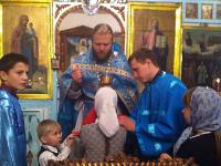 Престольный праздник отметили в городе Тайынша