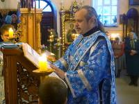 4 ноября в Вознесенском кафедральном соборе прошли богослужения в честь Казанского образа Божией Матери