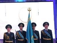 Преосвященнейший епископ Владимир был награждён высокой правительственной наградой по случаю 25-летия Независимости Казахстана