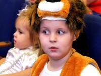 Епархиальный детский праздник в городском доме культуры
