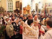 Северный Казахстана отмечает праздник Рождества Христова