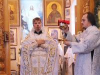 Соборная Божественная Литургия Архиерейским чином