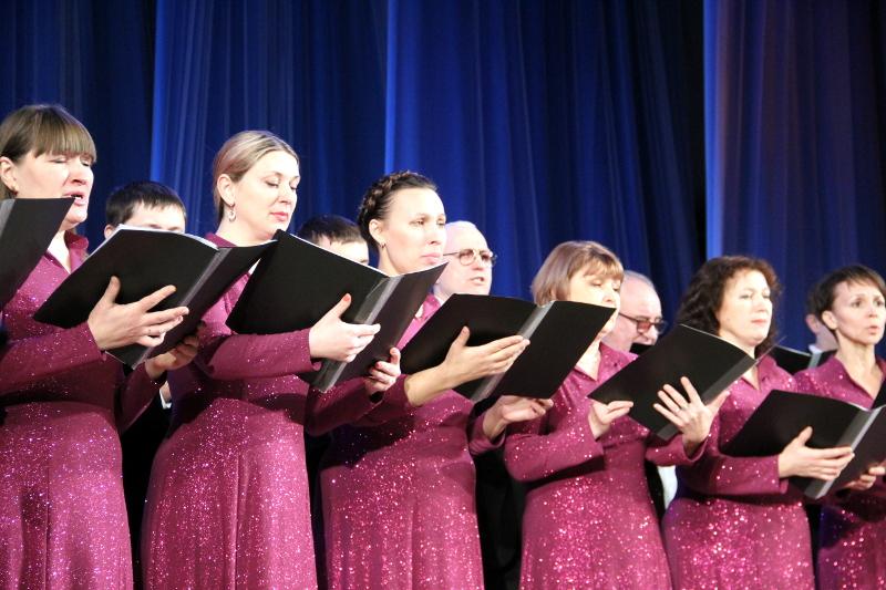 Епархиальный Рождественский концерт
