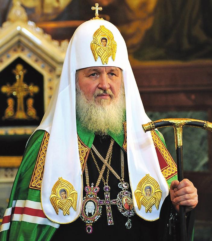 1 февраля — день интронизации Патриарха Московского и всея Руси Кирилла