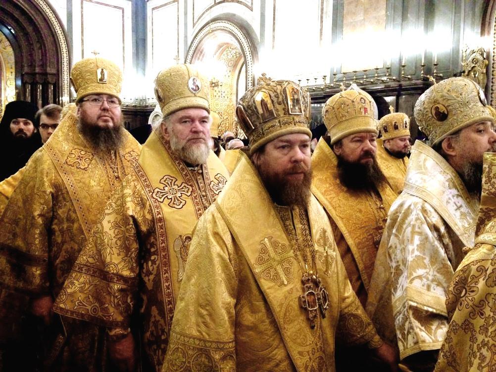 Годовщина интронизация Святейшего Патриарха Кирилла