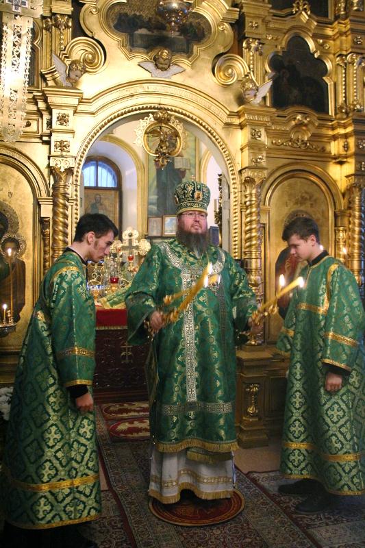 Служба в день блаженной Ксении Петербургской