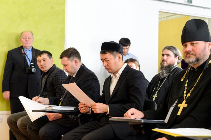 Международная конференция по тюремному служению в Астане