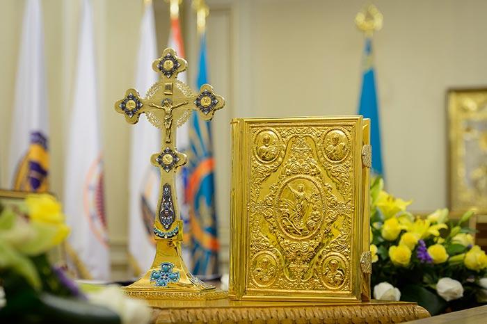 Синод Митрополичьего округа Русской Православной Церкви в Республике Казахстан