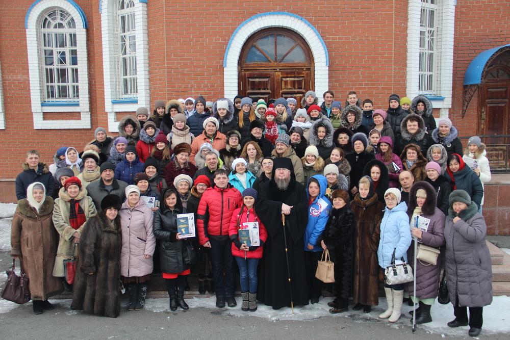 На Севере Казахстана на Масленицу состоялся традиционный Тотальный диктант