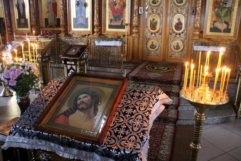 Чтение канона прп. Андрея Критского в понедельник Великого Поста