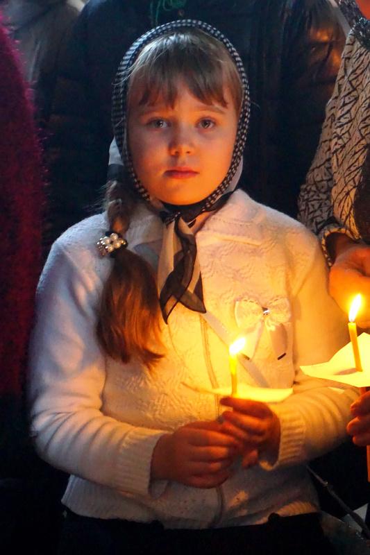 Первая в Святом посту Пассия прошла в кафедральном соборе