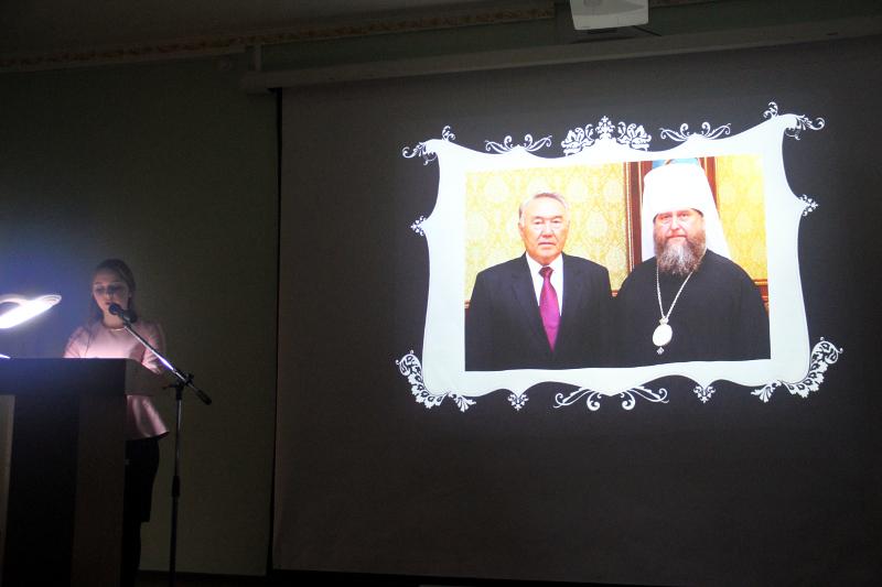 Богословская конференция среди школьников