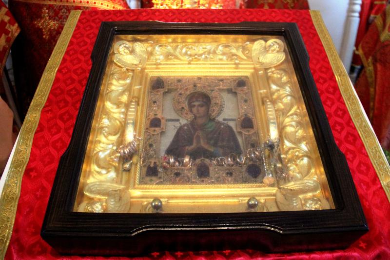 Икона Пресвятой Богородицы посетили города Северо-Казахстанской области