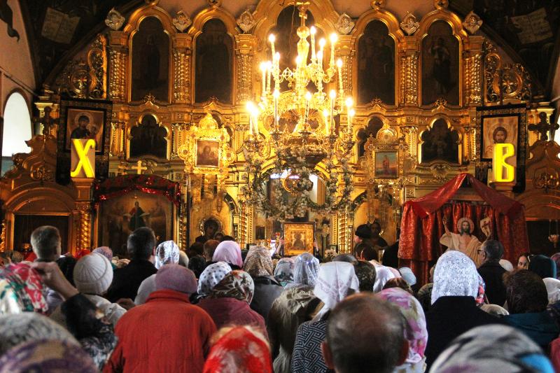 Икона «Умягчение злых сердец» покинула пределы Петропавловской и Булаевской епархии