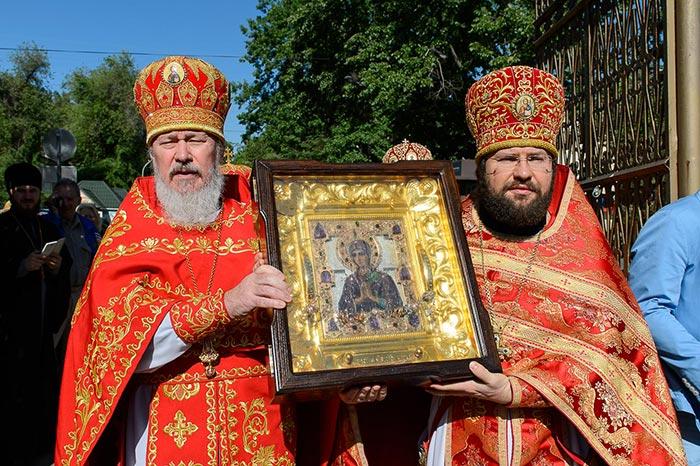 Празднование 145-летия учреждения Туркестанской епархии
