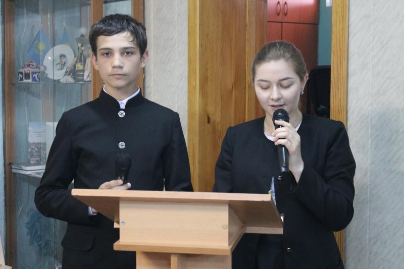 День славянской письменности в школе преподобного Сергия Радонежского