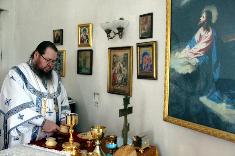 Визит Управляющего епархией в Сергеевское благочиние
