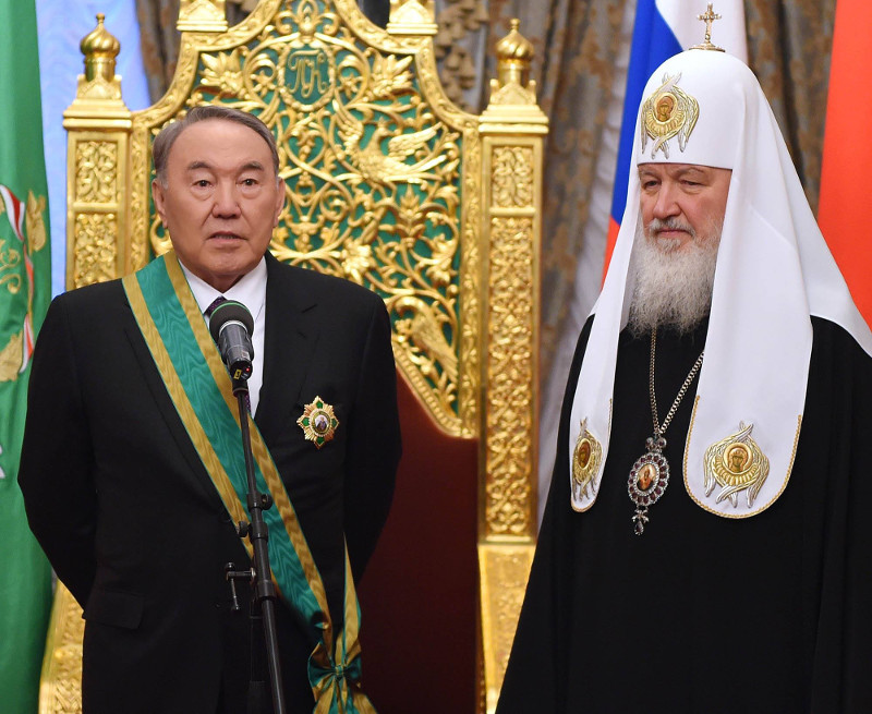 Православие в Казахстане
