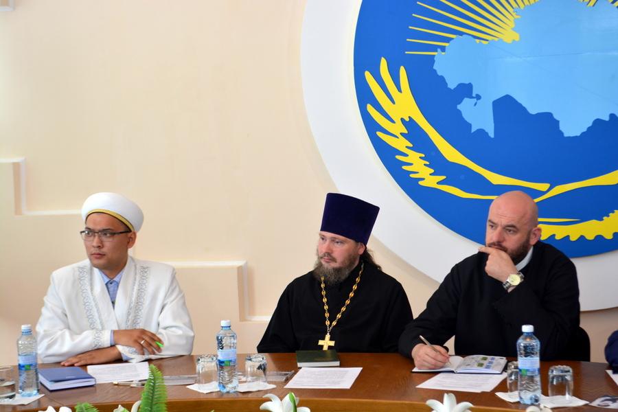 Представители епархии приняли участие в работе антикоррупционной диалоговой площадки