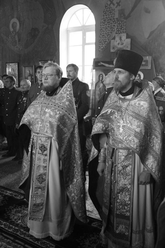 20-ЛЕТИЕ НИКОЛЬСКОГО КАФЕДРАЛЬНОГО СОБОРА Г. БУЛАЕВО