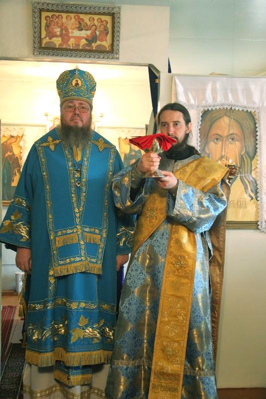 Престольный праздник в селе Петровка