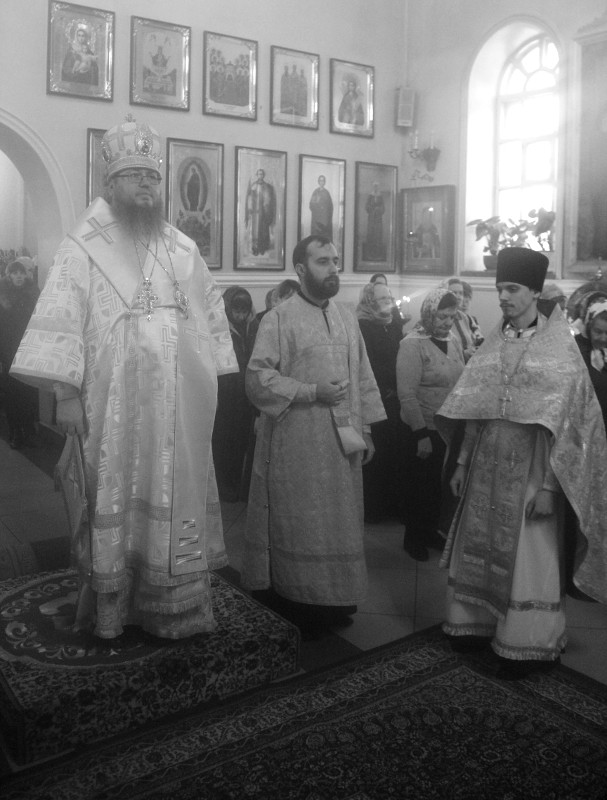 Архиерейское Богослужение в Неделю 22-ю по Пятидесятнице