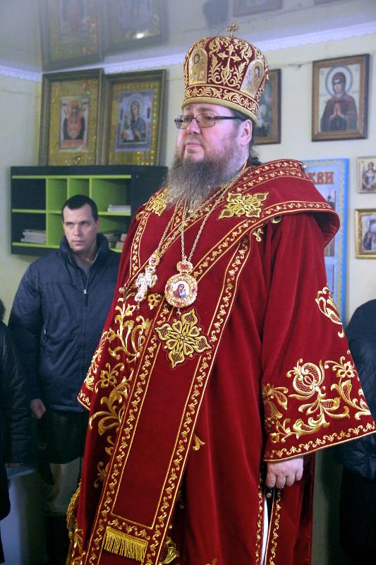 Престольный праздник в с. Новокаменке