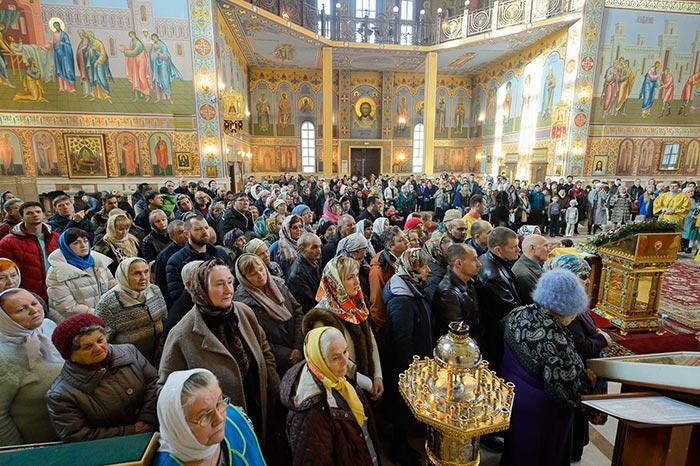 12 ноября 2017 года – неделя 23-я по Пятидесятнице