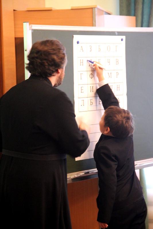 Семинар для преподавателей Воскресных школ Епархии