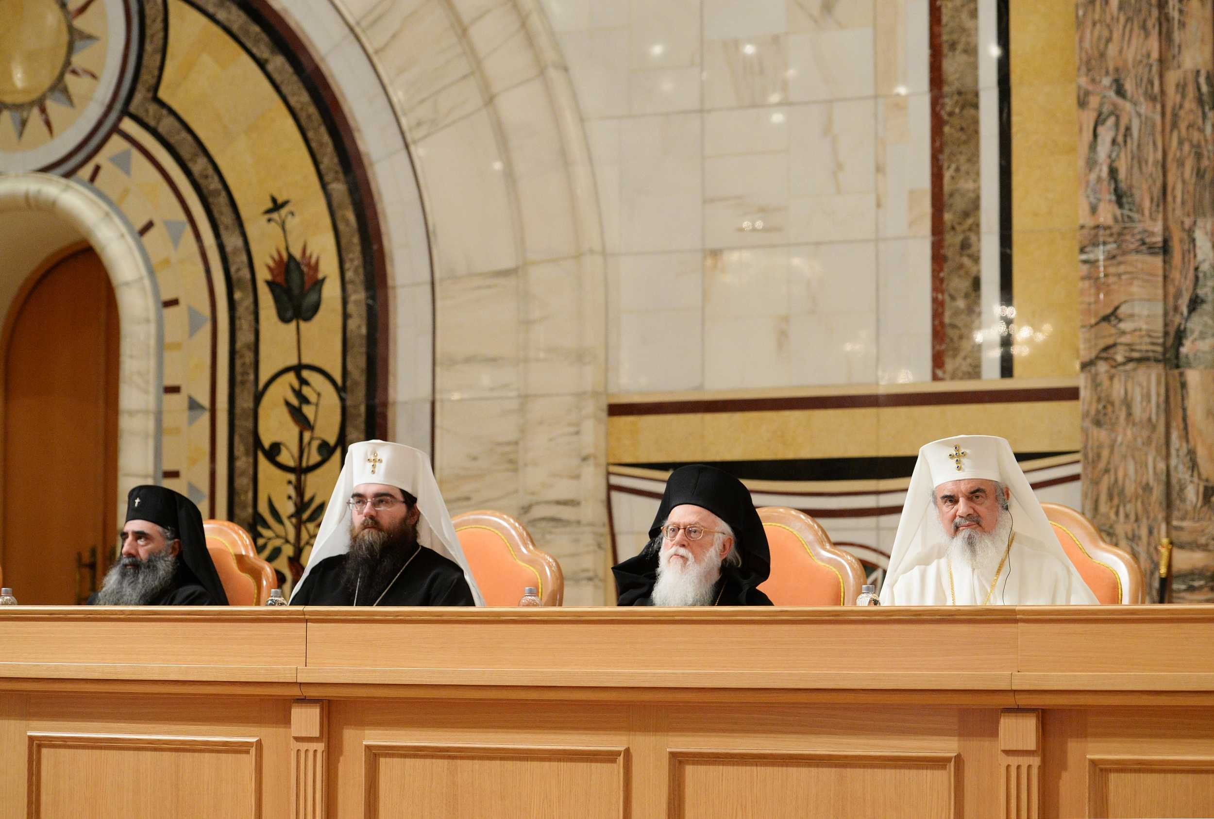 Постановления Освященного Архиерейского Собора Русской Православной Церкви (29 ноября ― 2 декабря 2017 года)