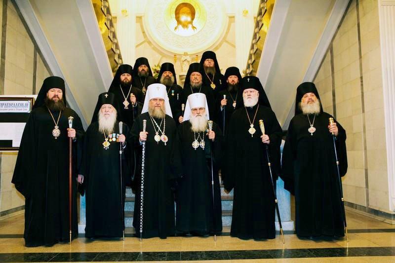 Епископ Петропавловский и Булаевский Владимир принял участие в совместном заседании Синодов Казахстанского и Среднеазиатского митрополичьих округов