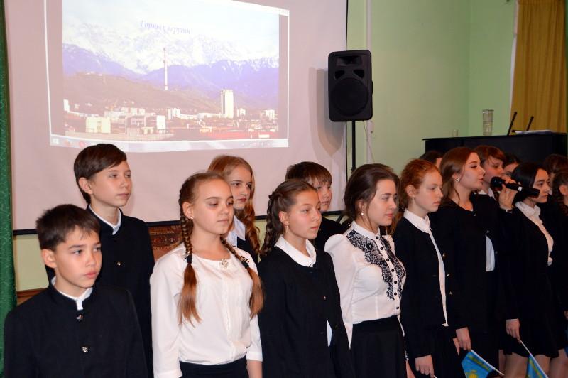 Детский праздник, приуроченный к Дню Независимости Республики Казахстан прошел в епархиальном управлении