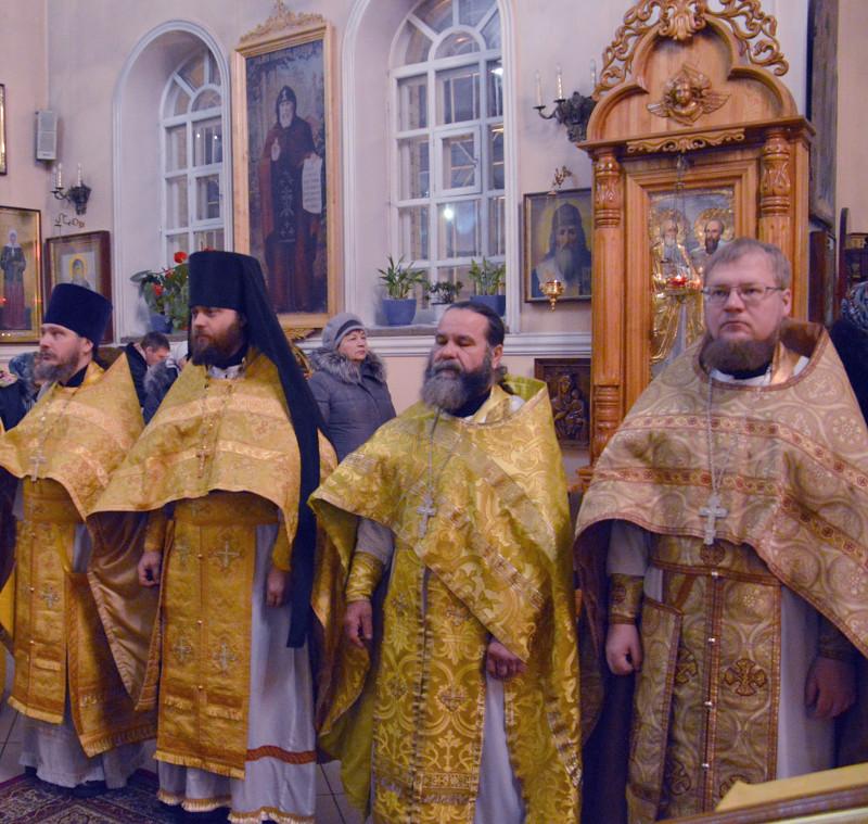 Божественная Литургия перед началом Свято-Мефодиевских образовательных чтений
