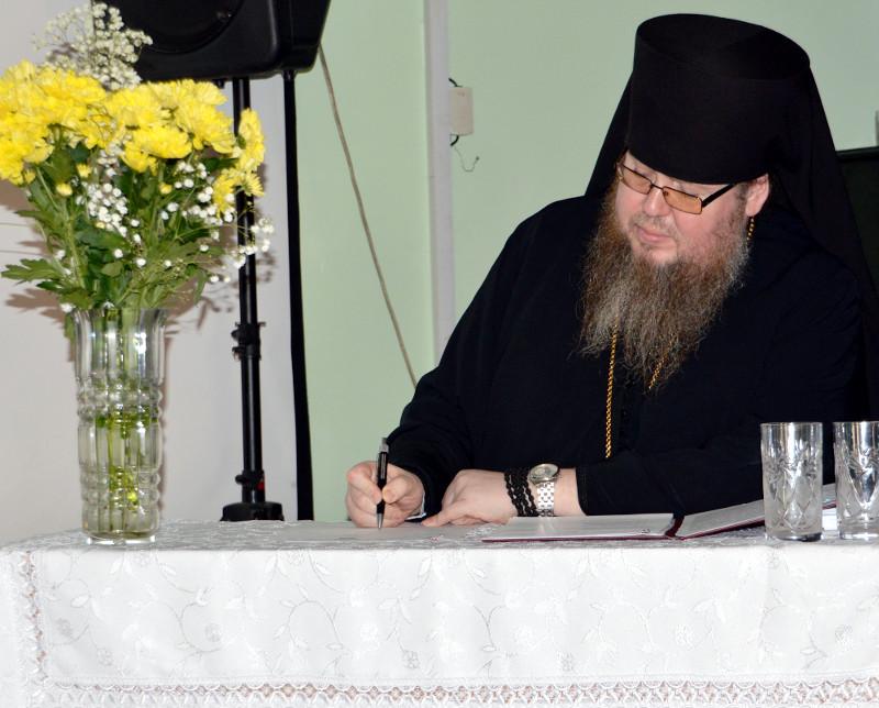 В Петропавловске открылись ежегодные Свято-Мефодиевские образовательные чтения и Епархиальное собрание духовенства и мирян