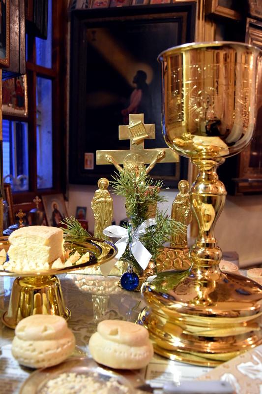 Архиерейское богослужение во второй день Рождества Христова