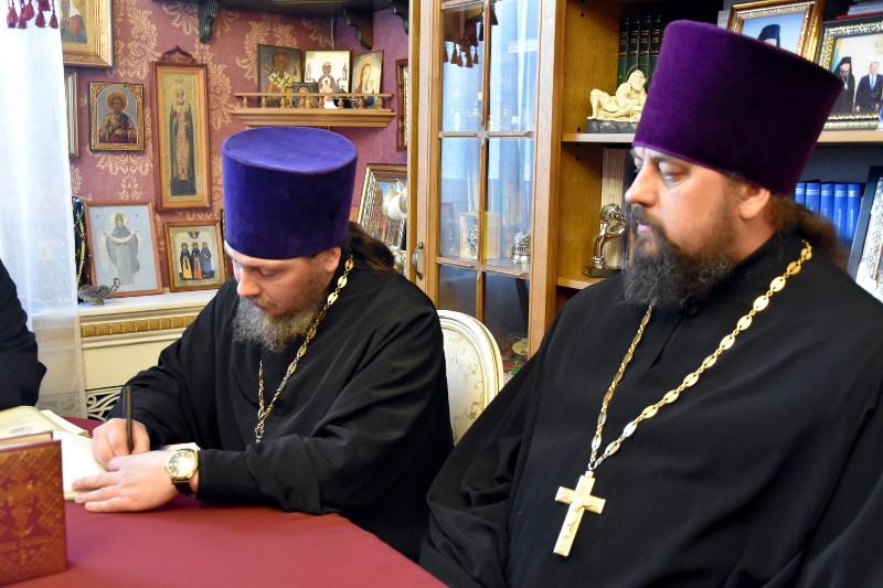 Епархиальный совет Петропавловской и Булаевской епархии